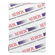 Xerox® Bold Digital Carbonless Paper, Coated Front/Back, 8 1/2 x 11, White, 500 Sheets