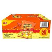 Cheetos Flamin' Hot Crunchy (1 oz., 50 pk.)