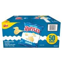 Ruffles Original Potato Chips (1 oz., 50 pk.)