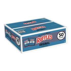 Ruffles Original Potato Chips (1 oz., 50 pk.)