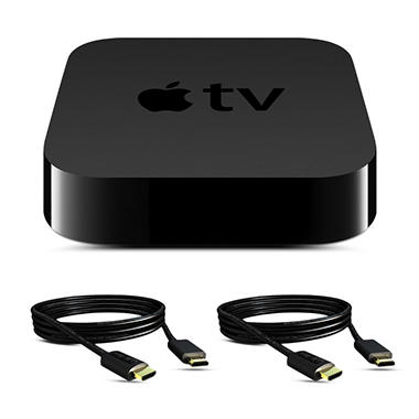 Do I Need A Special Hdmi Cable For Apple Tv: Apple TV w/ Vizio HDMI Cables Bundle - Sam7s Clubrh:samsclub.com,Design
