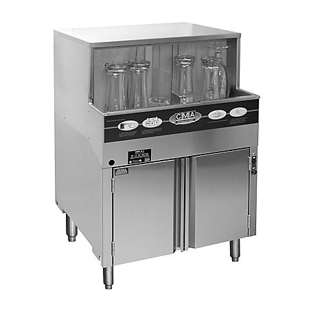 CMA Undercounter Carousel Commercial Glasswasher