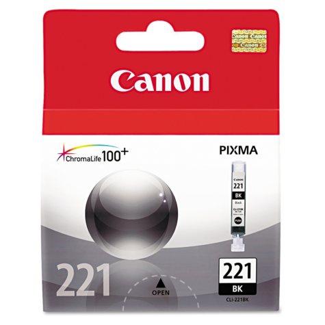 Canon CLI-221 ChromaLife Ink Cartridge, Select Color