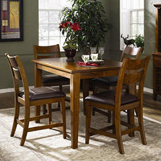 Klaussner Nicholas Counter Height Dining Set - 5 pc.