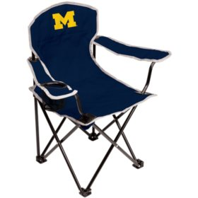 Miraculous Ncaa Michigan Wolverines Kids Tailgate Chair Sams Club Unemploymentrelief Wooden Chair Designs For Living Room Unemploymentrelieforg