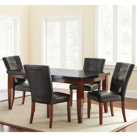 Scott Table and 4 Chairs Dining Set