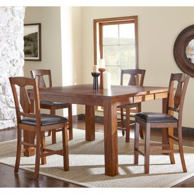 Fowler Counter Height Dining Set 5 Pc Sam S Club