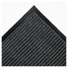 Crown - Needle Rib Wipe & Scrape Mat, Polypropylene, 36 x 60 -  Gray