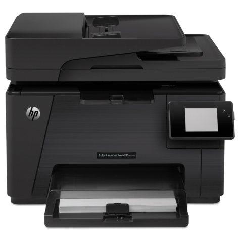 HP Color LaserJet Pro M177 Wi-Fi Multifunction All-In-One Laser Printer