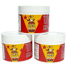 Super Duper Diaper Doo™ - 2 oz. Jar, 3 pk.