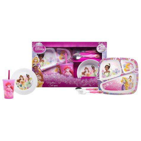 Disney Princess Dinnerware Set - 5 pc.