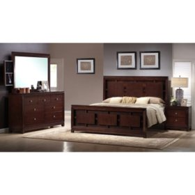 Easton Bedroom Furniture Set (Assorted Sizes) - Sam\'s Club