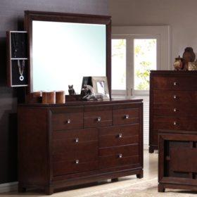 Easton Dresser & Mirror