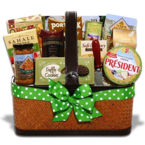Ultimate Gourmet Gift Basket