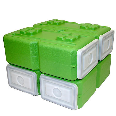 Foodbrick Stackable Storage Containers (3.5 gal., 4 pk.)