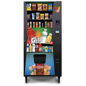 Selectivend Advantage Plus ADA Compliant Combo Vending Machine