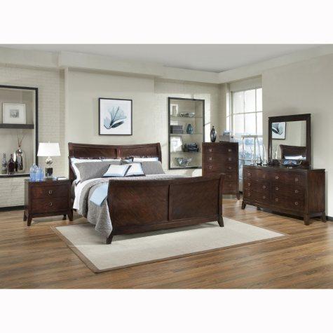 Rosemont Bedroom by Lauren Wells - Queen - 4 pc.