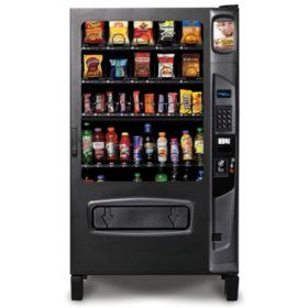 Selectivend 5 Wide Dual Zone Vending Machine