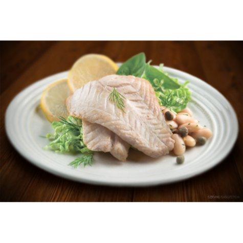 Copper River Seafood Wild Alaska Rockfish Fillets (8 oz. portions, 10 ct.)