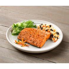 Copper River Seafood Wild Alaska Zesty Sockeye Salmon (12 oz. bags, 4 ct.)