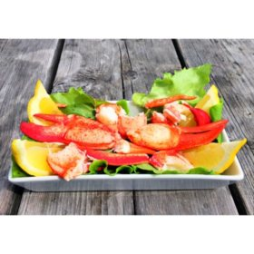 Ready Seafood Frozen Cooked Maine Lobster Meat (4 lb.)