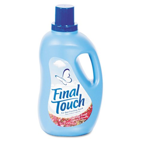 Final Touch Ultra Liquid Fabric Softener - 120 oz.