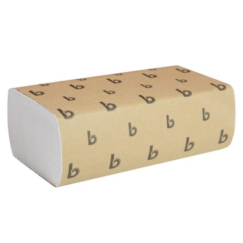 Boardwalk - Economy Multifold Paper Towels, 1-Ply - 4,000 Sheets