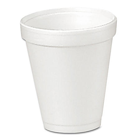 Member's Mark by Dart Foam Cups, Hot and Cold (Choose Your Size and Count)