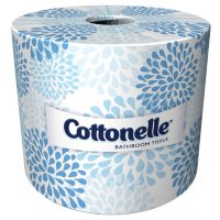 Cottonelle Two-Ply Bathroom Tissue, Septic Safe, White, 451 Sheets/Roll (60 rolls)