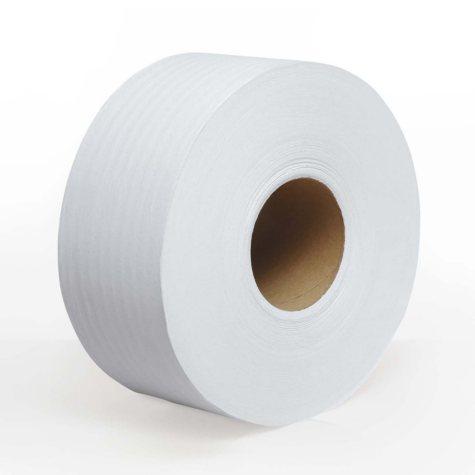 "Scott - Tradition JRT Jumbo Roll Bathroom Tissue, 2-Ply, 8 9/10"" dia, 1000ft -  12/Carton"