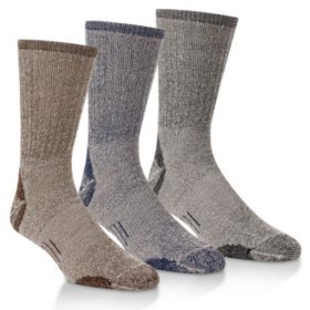 02c4f11b2644e Omniwool Merino Wool Lightweight Hiker Socks (3 pairs)