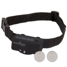 Guardian Anti-Bark Control Collar with 2 Replacement Batteries