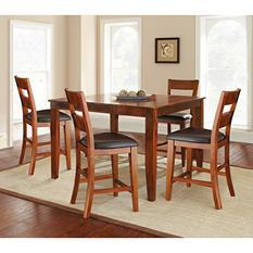 Weston Counter Height Dining Set - Mango (5 pc.)