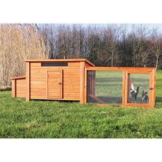 Trixie Chicken Coop with Outdoor Run Bundle