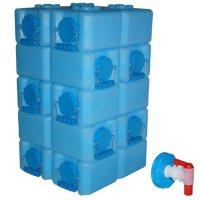 WaterBrick Storage Container (3.5 gallon, 10 pk.)