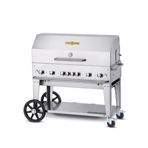 """48"""" Stainless Steel Natural Gas Grill"""
