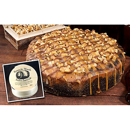 Kentucky Woods Bourbon Barrel Cake (50oz / 4pk)