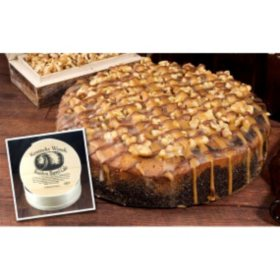 Kentucky Woods Bourbon Barrel Cake (50oz / 4pk)
