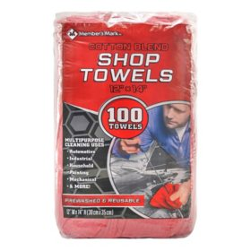 Member's Mark Commercial Shop Towels (100ct.)