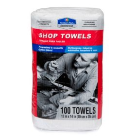 Member's Mark Commercial Shop Towels (100ct.)