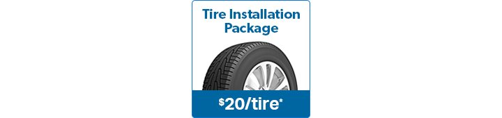 Tire Installation Package Sam S Club