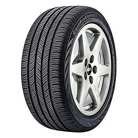 Continental ContiProContact - 225/45R18 91V Tire