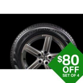 Pirelli Scorpion Verde A/S Plus - 235/55R20 102H Tire