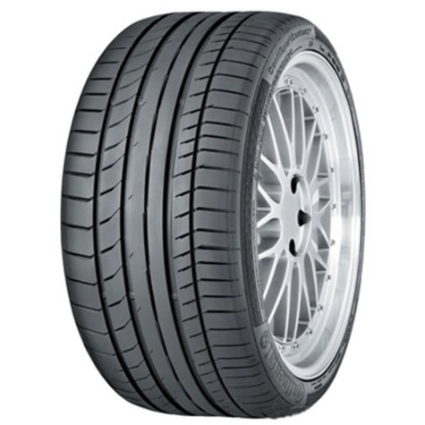 Continental ContiSportContact 5 - 245/40R17 91W Tire
