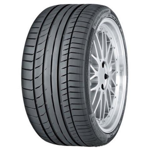 Continental ContiSportContact 5 - 245/45ZR19XL 102Y Tire