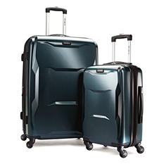 Samsonite 2-Piece Polycarbonate Extreme Luggage Set
