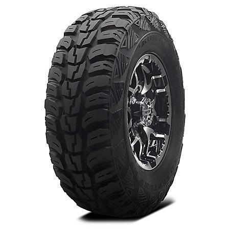 Kumho Road Venture MT KL71 - 35X12.50R17E 124Q Tire