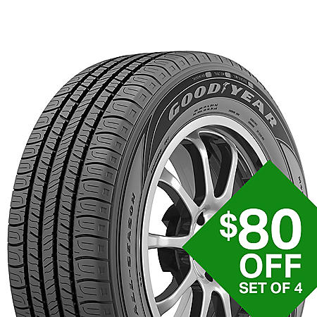 Goodyear Assurance All-Season - 225/65R17 102T Tire