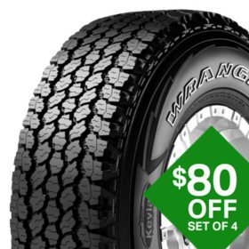 Goodyear Wrangler AT Adventure - LT275/65R18E 123S Tire
