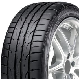 Dunlop Direzza Dz102 Review >> Dunlop Direzza Dz102 195 50r16 84v Tire Sam S Club